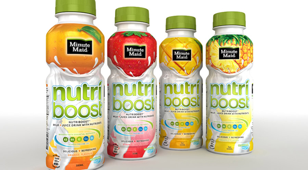 Nutri Boost Milk Drink
