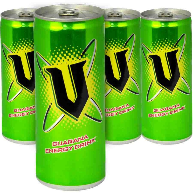 V Energy Drinks