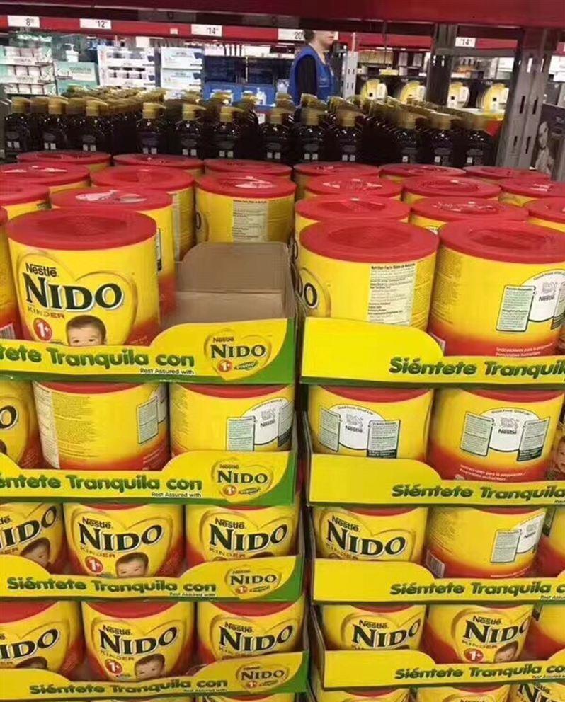 Nido milk powder wholesaler- Nestle Nido milk powder exporter & supplier